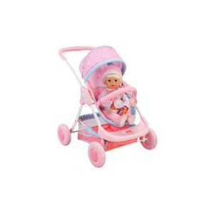 Photo of Fisher Price My Baby Deluxe Stroller Toy