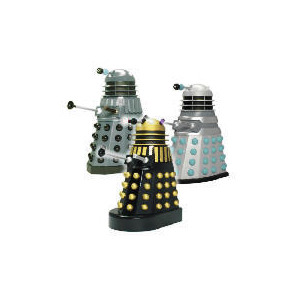 Photo of Dr Who Classic Dalek Evolution Toy
