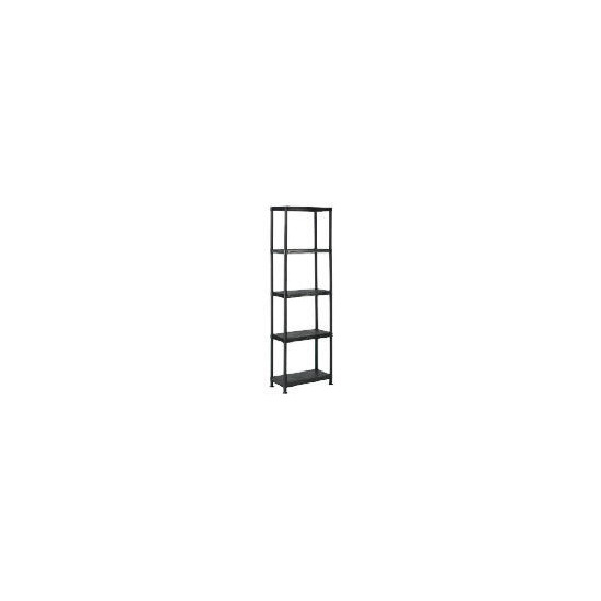 5 Tier Plastic Shelf