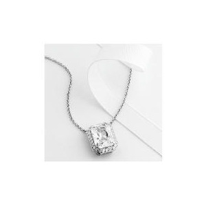 Photo of Adrian Buckley Cubic Zirconia Pendant Jewellery Woman
