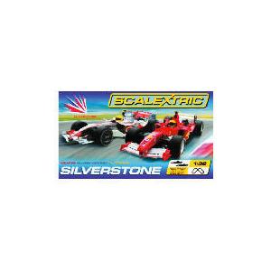 Photo of Scalextric Silverstone Set (Hamilton/Raikkonen) Toy