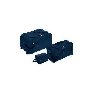 Photo of Classic 3 Piece Set Navy, Wheeled Holdall, Cabin Holdall , Washbag Luggage