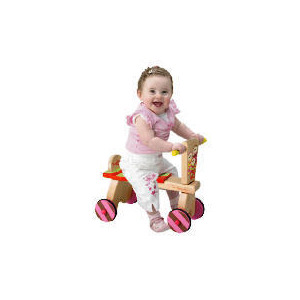 Photo of In The Night Garden Tombliboo Wooden Ride On Toy