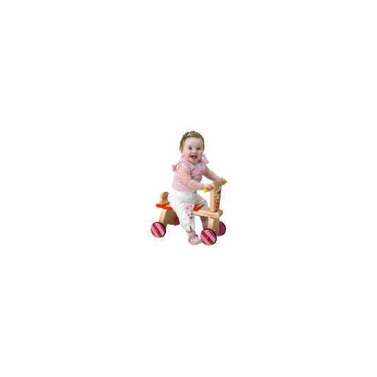 In The Night Garden Tombliboo Wooden Ride On