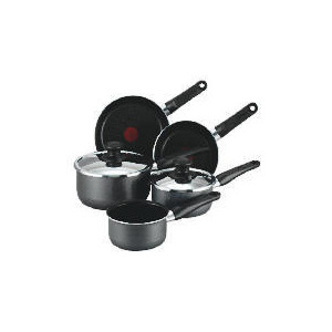 Photo of Tefal Tempo 5 Piece Cookware Set Cookware