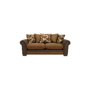 Photo of Virginia Large Sofa, Chocolate Furniture