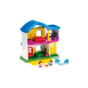 Photo of Fisher Price Little People Busy Day Home Toy