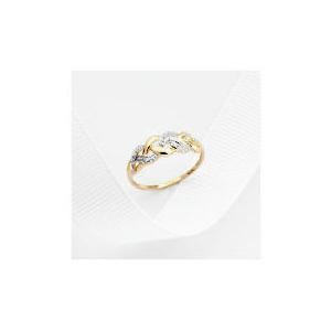 Photo of 9CT Gold Diamond Ring R Jewellery Woman
