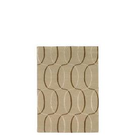 Tesco Circles Geometric Rug, Natural 120x170cm Reviews