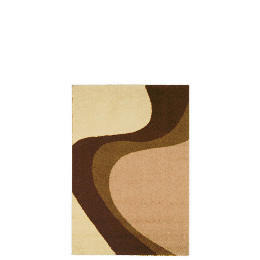 Tesco Single Wave Rug 80x150cm Natural Reviews
