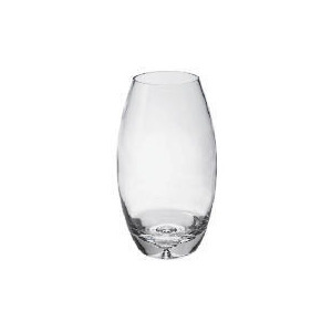 Photo of Tesco Glass Barrel Vase Home Miscellaneou