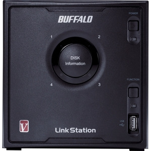 Photo of Buffalo LS-QV8.0TL/R5-EU Network Storage