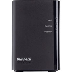 Photo of Buffalo LinkStation LS-WX6.0TL/R1-EU Network Storage