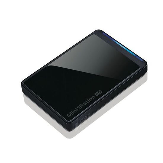 Buffalo MiniStation PCT500U3/B-EU 500 GB