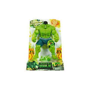 Photo of Hulk Smashing Stomping Electronic Figure Toy