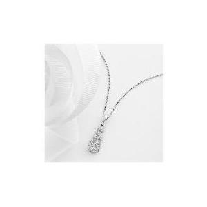 Photo of 9CT White Gold 10PT Diamond Pendant Jewellery Woman