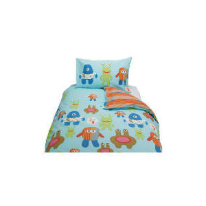 Photo of Tesco Kids The Yarns Duvet Set Bed Linen