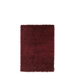 Tesco Mixed Yarn Shaggy Rug, Fuschia 160x230 cm Reviews