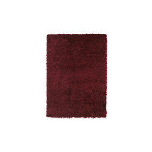 Photo of Tesco Mixed Yarn Shaggy Rug, Fuschia 160X230 cm Furniture