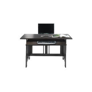 Photo of Tulsa Desk, Wenge Effect Furniture