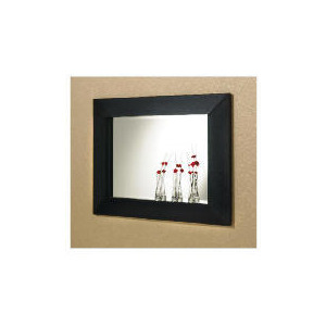 Photo of Tuscan Black Mirror With 3 Vases Home Miscellaneou