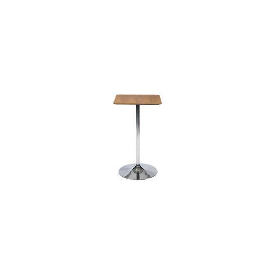 Mesa Bar Table, Walnut veneer