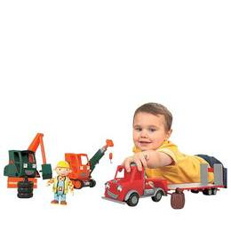 Bob The Builder Gripper & Grabber Playset With Packer Reviews