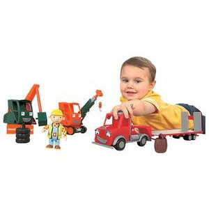 Photo of Bob The Builder Gripper & Grabber Playset With Packer Toy