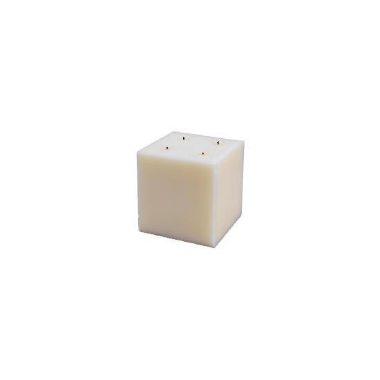 Tesco Square Multiwick Ivory 15X15cm