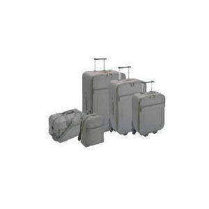 Photo of Tidal 5 PCE Set - 3X Trolley Case, Holdall, Document Wallet Luggage