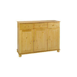 Photo of Vermont 3 Door 3 Drawer Sideboard Furniture