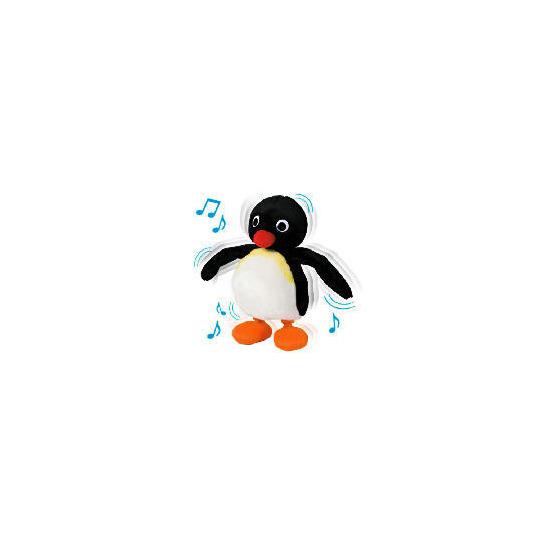 Singing, Dancing Pingu
