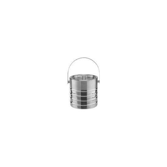 Tesco stainless steel ice bucket