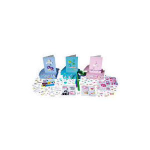 Photo of Pretty Pink Card Making Kit Toy