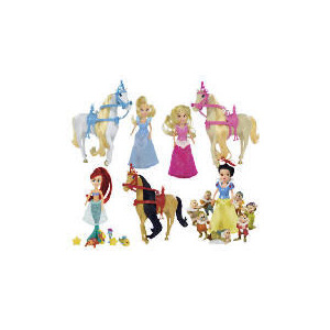 Photo of Disney Princess Mini Dolls Value Pack - Exclusive To Tesco Toy