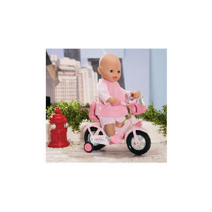 Photo of Baby Born Bike Pink Toy