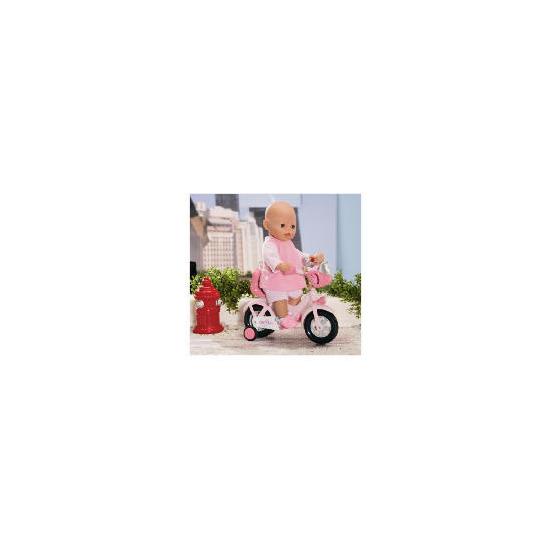Baby Born Bike Pink