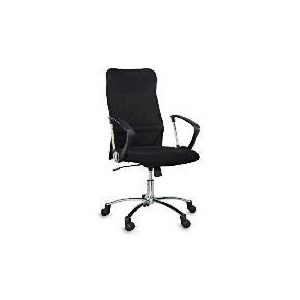 Photo of Spiro Home Office Chair, Black Office Furniture