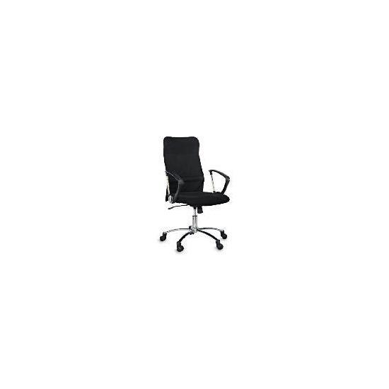 Spiro Home Office Chair, Black