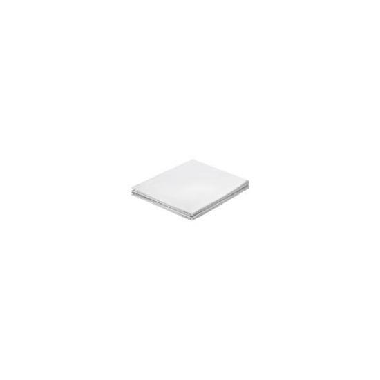 Hotel 5* King Flat Sheet, White