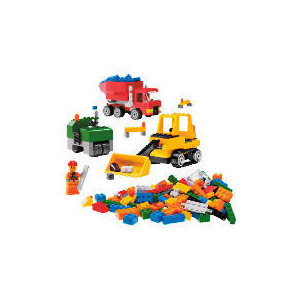 Photo of Lego Creative Road Construction Set Toy
