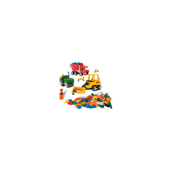 Lego Creative Road Construction Set