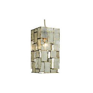 Photo of Tesco Capiz Square Shade, Cream Lighting