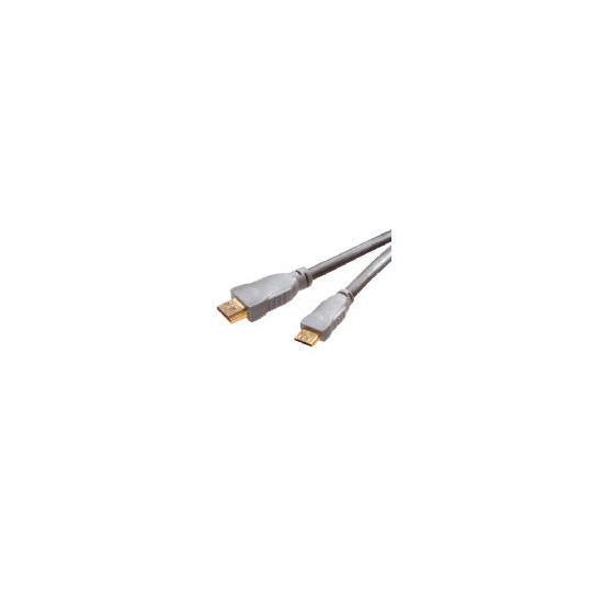Technika TC-829 Gold HDMI-HDMI Lead (2.0m)