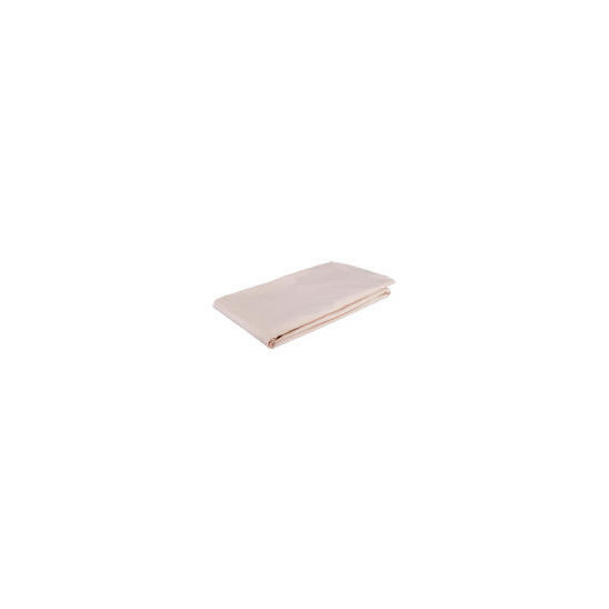 Finest Super King Fitted Sheet, Chalk Pink