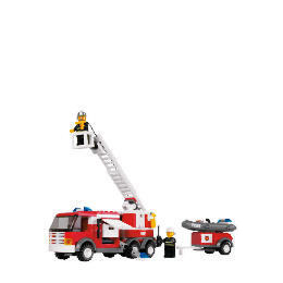 Lego Large Fire Truck Reviews