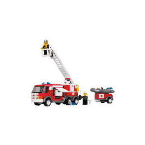 Photo of Lego Large Fire Truck Toy