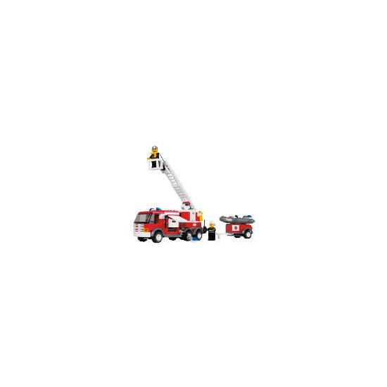 Lego Large Fire Truck