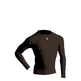 Long Sleeve Bodyshirt Mock Neck (Black adult xl) Reviews