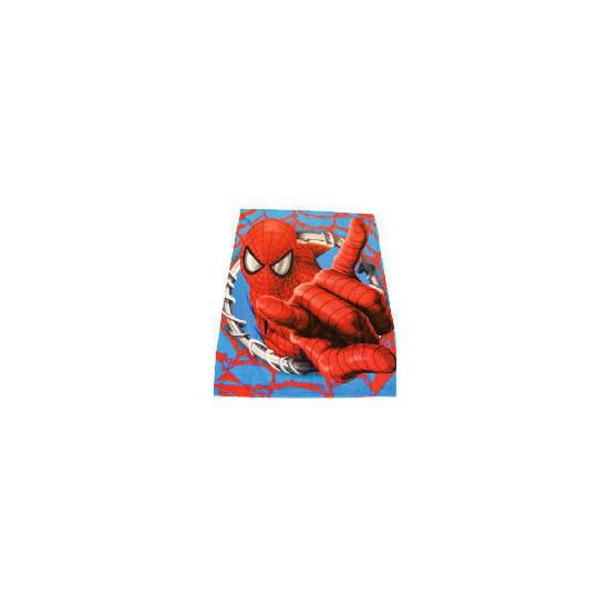 Spiderman Web Slinger Fleece Blanket